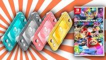 Top-Bundle mit Mario Kart 8