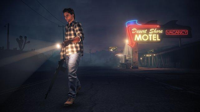Weniger Survival-Horror, mehr Action: American Nightmare ist eine solide Erweiterung zu Alan Wake.