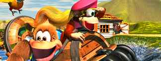 """Panorama: Wahr oder falsch? #224: """"Merry Christmas"""" in Donkey Kong Country 3"""