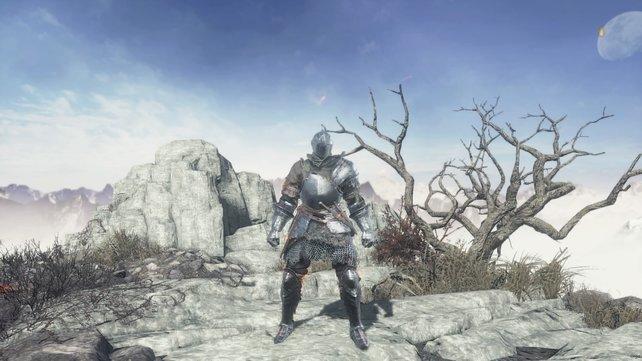 Die Rüstung des Ritters benötigt hohe Belastbarkeit.