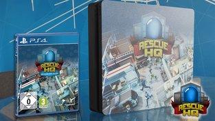 Holt euch 10 x Rescue HQ für die PS4 und eine besondere Konsole