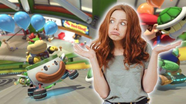 """In einer neuen """"Mario Kart""""-Herausforderung müsst ihr weit mehr tun als einfach nur zu gewinnen. Bildquelle: Getty Images/ stockfour"""