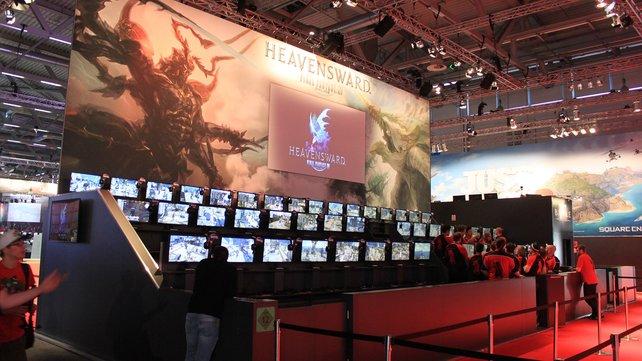 """Das vielfältige Aufgebot enthält auch den vierzehnten und fünfzehnten Teil der """"Final Fantasy""""-Saga."""