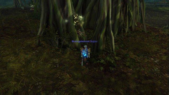 Kräuter farmen in World of Warcraft: Shadowlands