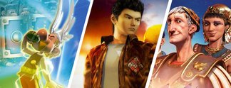 Releases   Shenmue 3, Football Manager, Asterix & Obelix und vieles mehr