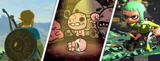 Top-Spiele: Die besten Switch-Games 2017