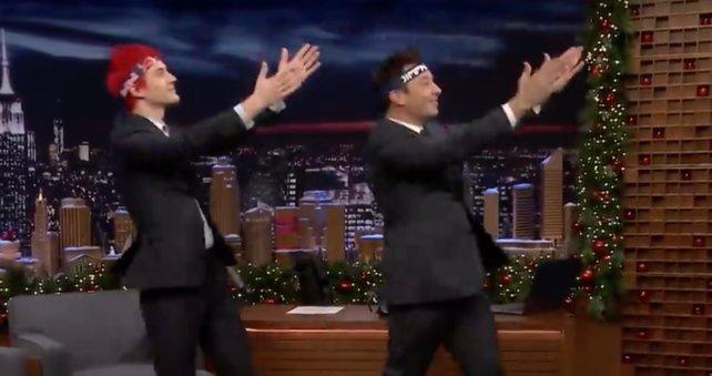 Bildquelle: The Tonight Show Starring Jimmy Fallon