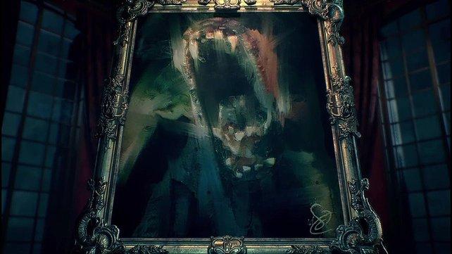 Der Schlurfer bei Call of Cthulhu kann zwischen den Dimensionen wandern.