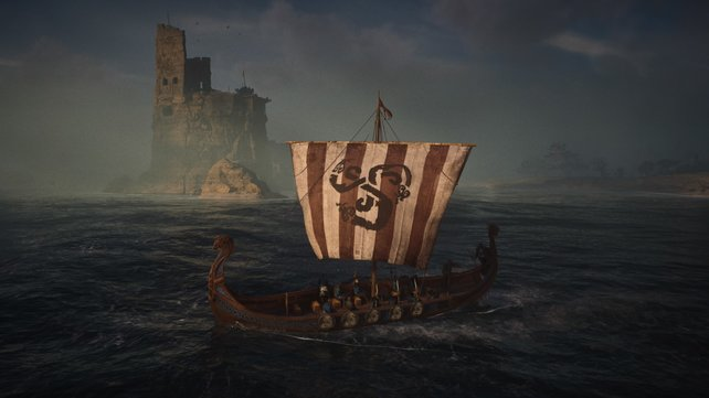 Zieht die Taue fest und holt die Äxte raus; In Assassin's Creed Valhalla darf fleißig geplündert werden!