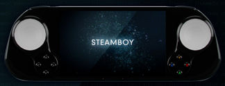 Steamboy: Eine Steam-Machine als Handheld angekündigt