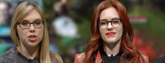 Panorama: Misscliks: Vier Spielerinnen kämpfen gegen Trolle