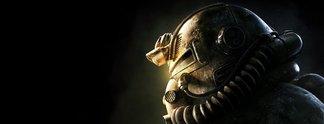 Fallout 76: Power-Rüstungs-Glitch erzeugt Horror-Momente
