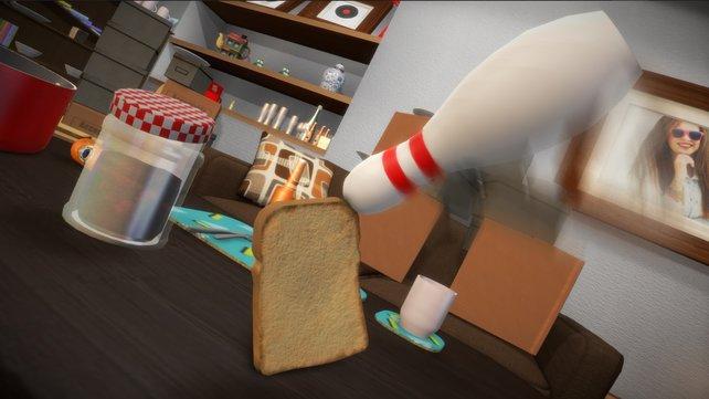 Der Widerstand: Sogenannte Rage Games, wie beispielsweise I am Bread, brillieren mit dem genauen Gegenteil von Zugänglichkeit.