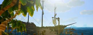 Vorschauen: Sea of Thieves: Das charmante Piraten-MMO