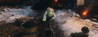 Sekiro - Shadows Die Twice: Mod lässt euch gegen Shrek kämpfen