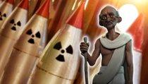 <span>Nach 29 Jahren aufgeklärt:</span> Weltuntergangs-Gandhi war nur ein Mythos