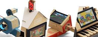 Nintendo Labo: Es könnte ein großer Flop sein