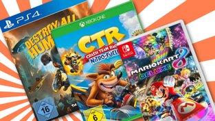 Gaming-Deals bei MediaMarkt