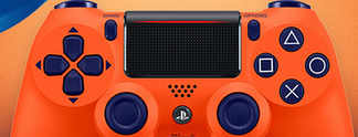 "PlayStation 4: Sony kündigt neuen ""Sunset Orange""-Controller an"