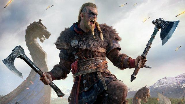 Eivor muss in Assassins's Creed: Valhalla anders an Arbeit kommen.