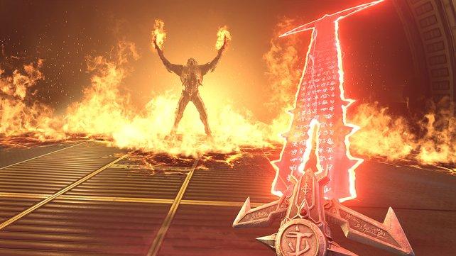 Doom: Eternal hat Maßstäbe in Sachen Framerate gesetzt.