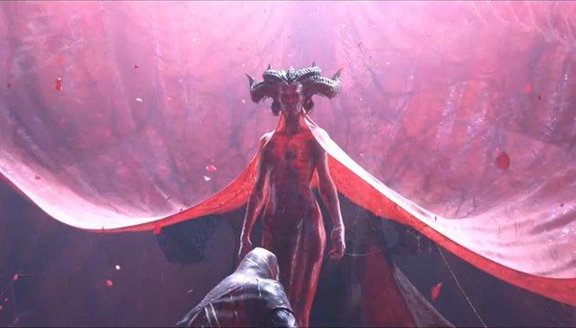 In Diablo 4 stellt sich euch Königin Lilith in den Weg.