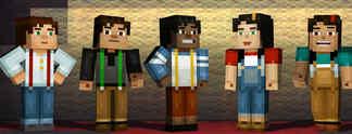 Minecraft - Story Mode: Entwickler rücken erste Details zum neuen Helden raus