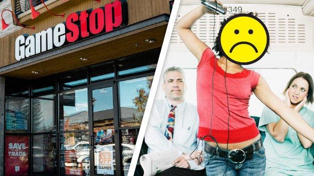 GameStop möchte seine Mitarbeiter tanzen sehen. Für einen lausigen Preis. Bildquellen: Getty Images / rootstocks, Brand X Pictures