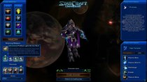 Starcraft Universe Character Creation