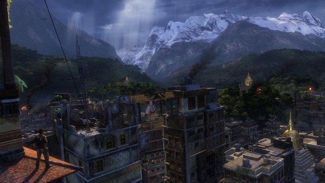 Tolle Landschaften und mächtig viel Action!