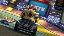 Mario Kart 8 - Mercedes-Benz