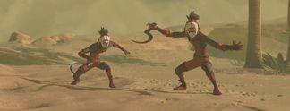 Panorama: Zelda - Breath of the Wild: Neuer Trend dreht sich um kreative Yiga-Ausrottung