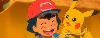Pokémon-Serie | Ash gewinnt nach 20 Jahren eine Pokémon-Liga