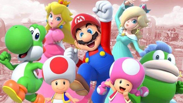 Super Mario Party hat ein Überraschungs-Update bekommen.