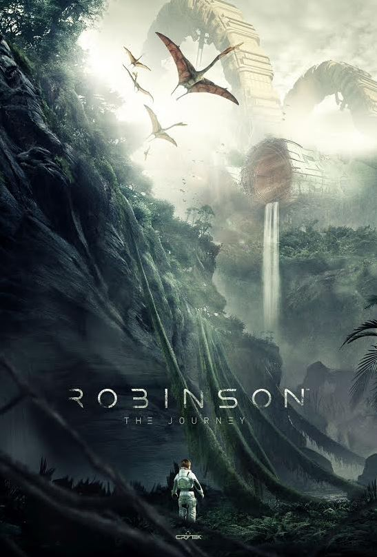 Robinson - The Journey