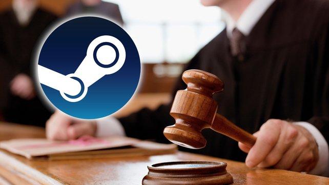 Bald könnte ein Gericht darüber entscheiden, ob Steam zu mächtig ist. Bildquelle: Getty Images/ Chris Ryan