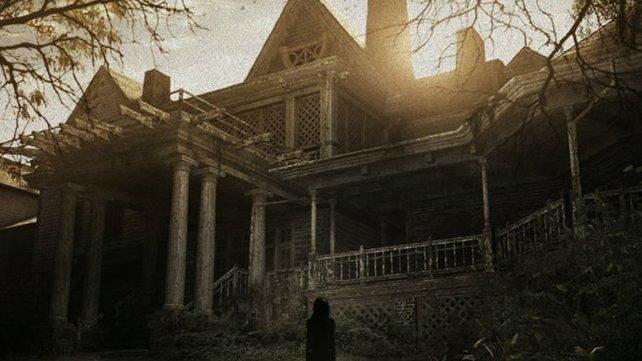 Einsame Häuser sind einfach grandiose Schauplätze für Horror-Inszenierungen.