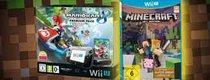 Gewinnspiel: Minecraft-Paket inklusive Nintendo-Konsole absahnen - simple Teilnahme