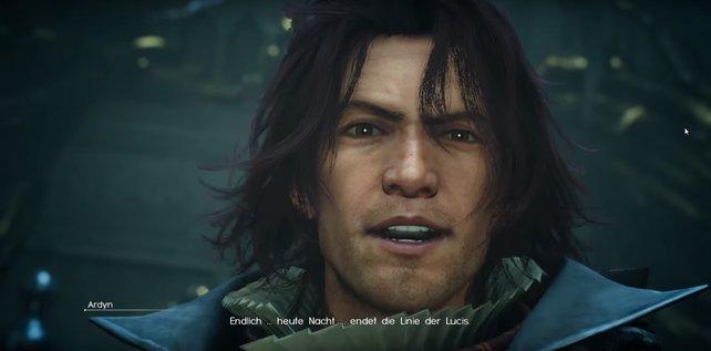 Warum hat Ardyn so einen Hass auf die Linie der Lucis? Das Ende von Final Fantasy 15 verrät es euch.