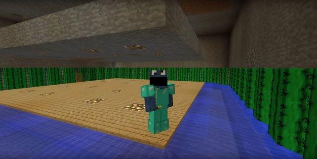 Minecraft - Slime: Schleim finden und Slime-Farm bauen