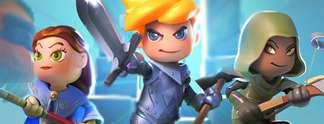 Portal Knights: Ein Fantasy-Spielplatz für ruhige Momente