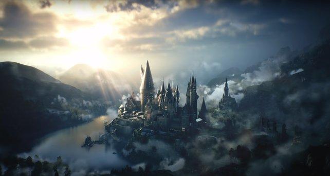 Hogwarts Legacy wird voraussichtlich erst 2022 erscheinen.