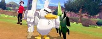 Pokémon: Schwert & Schild | Mysteriöses Pokémon ist ein Lauch ... zelot