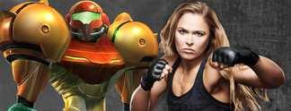 UFC-Star Ronda Rousey will Samus Aran spielen