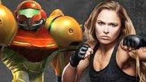 <span></span> UFC-Star Ronda Rousey will Samus Aran spielen