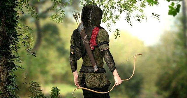 """Robin Hood als Assassine. Gar nicht mal so abwegig für User broji04. Nach ihm gebe er genug Stoff für einen eigenen """"Assassin's Creed""""-Teil her."""