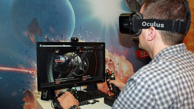 Die Spielezukunft? Mit Morpheus und Oculus Rift warten ganz neue Spielerfahrungen.