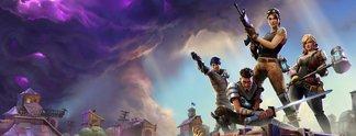 Fortnite - Battle Royale: Eine Waffe wird aus dem Spiel entfernt