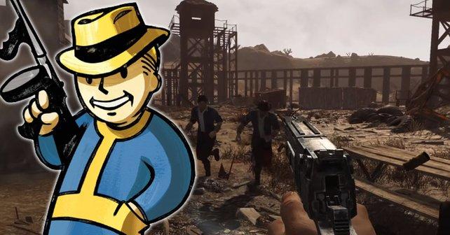 Für die Fans ist Fallout: New Vegas noch lange nicht tot. Eine Moddergruppe will das Spiel zurückholen, hübscher als jemals zuvor.