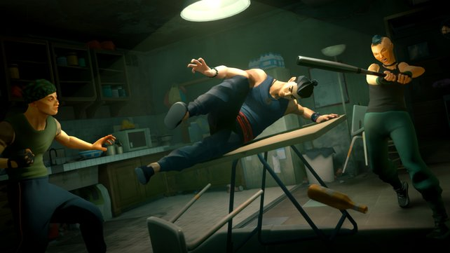 Sifu lässt mit seinen flüssigen und schnellen Kämpfen echte Kung-Fu-Träume wahr werden. Bildquelle: Sloclap.